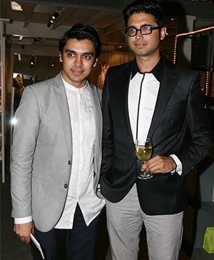 Indian Fashion Designers - Shivan and Naresh - Life of Pi - Hollywood Debut