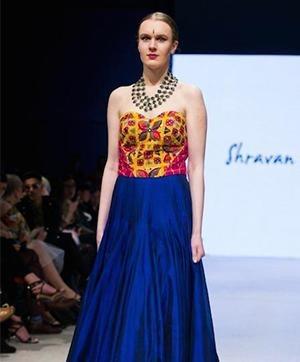Indian Fashion Designer Shravan Kumar to Showcase at Vancouver Fashion Week