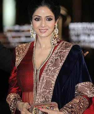 Bollywood Celebrities wearing Indian Designer Sarees at Cannes