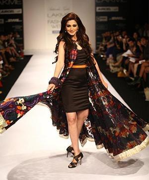 Suhani Pittie - Sonali Bhendre - Suhani Pittie Jewellery