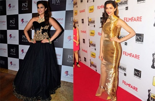Indian Gowns Ruling the Red Carpet | Indian Gowns for the Red Carpet