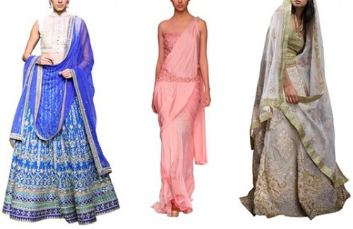 Indian Bridal Designers: Our Top Pick Looks for the Bride to be |