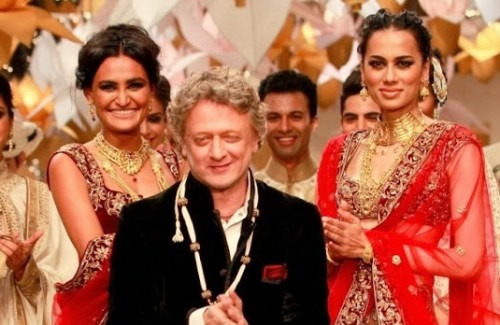 Bridal Designer Spotlight - Rohit Bal