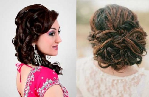 Admirable Seven Must Try Indian Bridal Hairstyles Indian Hairstyles For Short Hairstyles Gunalazisus