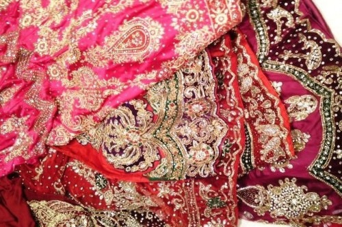 How do overseas brides shop for Indian wedding clothes-strand-of-silk-indian weddings