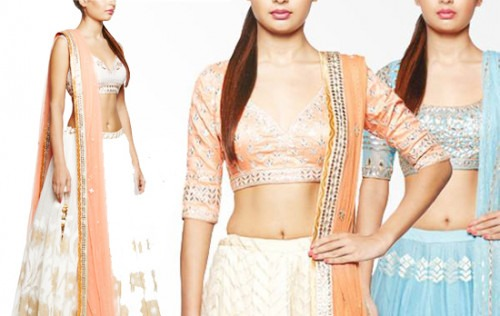 Bridal Lehengas by Anita Dongre | 8 Indian Bridal Wear Designers Every Bride Must Know!