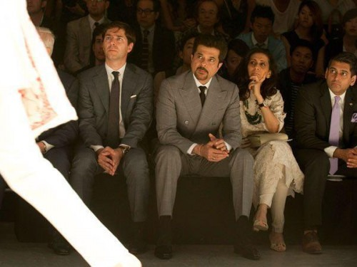Anil Kapoor is Canali's Star in Milan