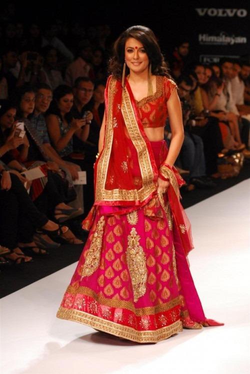 Green Indian Fashion
