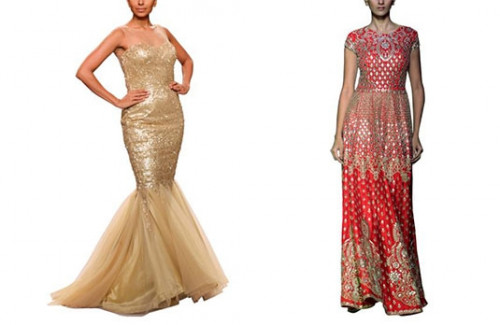 Christmas Party Gowns – Our Top Picks