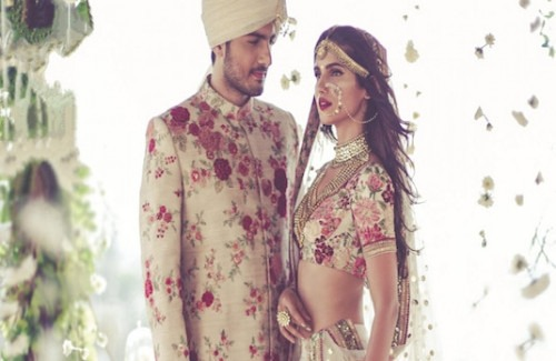Refreshing New Indian Bride Groom Colour Combinations For 2018 Indian Fashion Blog
