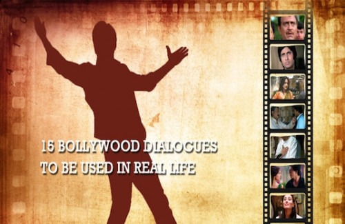 10 Times We Wished We Could Use Bollywood Speeches In Our Everyday Lives