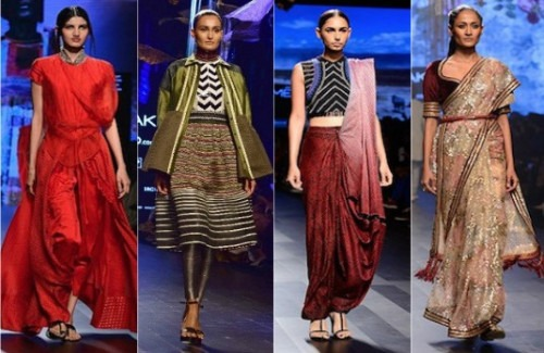 The Key Trends From Lakme Fashion Week Resort/Summer 2017: An Unbiased Compilation