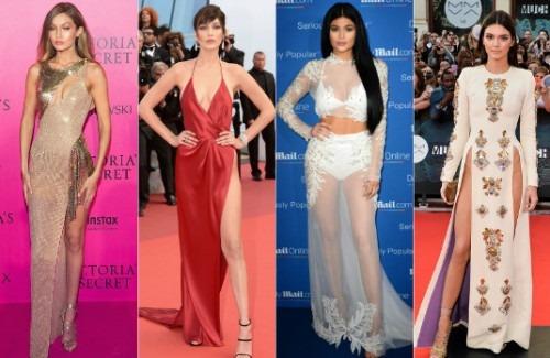 Indian Fashion's Answer To Gigi, Bella, Kendall and Kylie | Jhanvi Kapoor | Navya Naveli Nanda | Sara Ali Khan | Aalia Furniturewalla