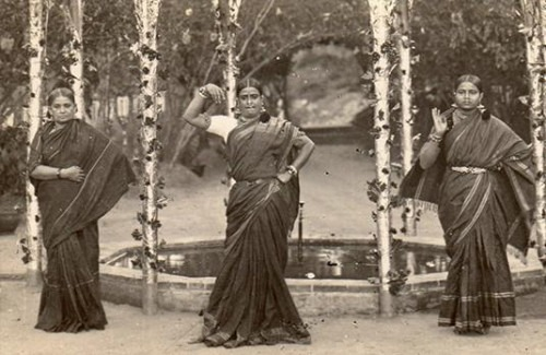 SAREES THROUGH TIME - Stylish Thoughts