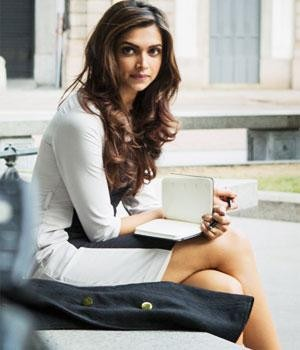 Deepika Padukone has become an Indian fashion designer
