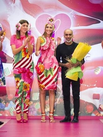 Indian Fashion Designer Manish Arora Displays New Collection at Saks Fifth Avenue