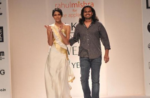 INTERVIEW WITH RAHUL MISHRA at Alchemy 2012 - Stylish Thoughts