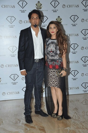 Indian fashion designers Falguni & Shane Peacock Bring NYFW Collection To Mumbai