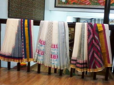 Ethnic Weaves New Summer Collection Launch | Ethnic Weaves Sarees