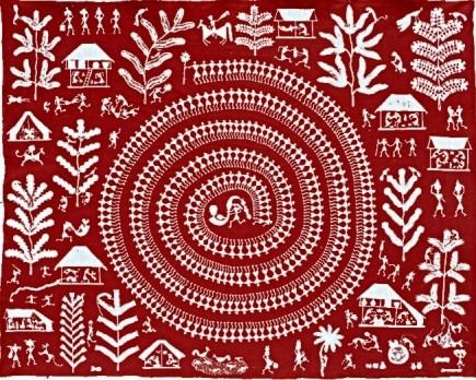 Exploring warli art from maharashtra origins and contemporary uses exploring warli art from maharashtra origins and contemporary uses altavistaventures Image collections