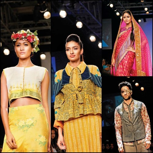The 3rd Day of the Lakme Fashion Week