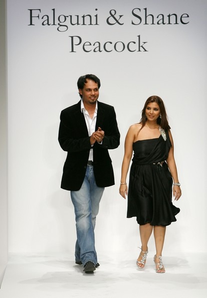 Indian fashion designers Falguni & Shane Peacock Will Design For Kat Von D