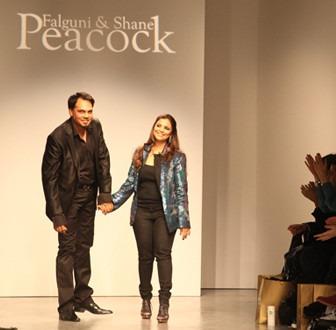 Falguni and Shane Peacock on Indian Fashion