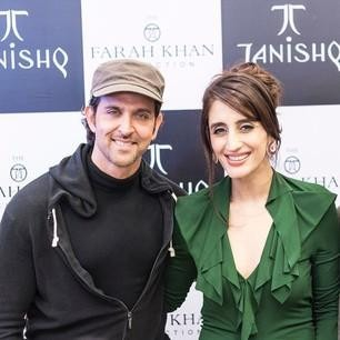 Farah Khan Ali designed a new collection for Tanishq