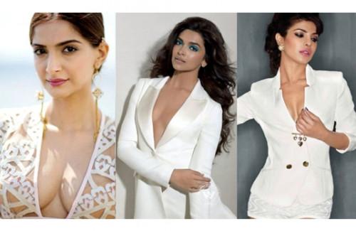 The Three Divas that rule the Fashion Industry In Bollywood- Deepika Padukone, Priyanka Chopra, Sonam Kapoor