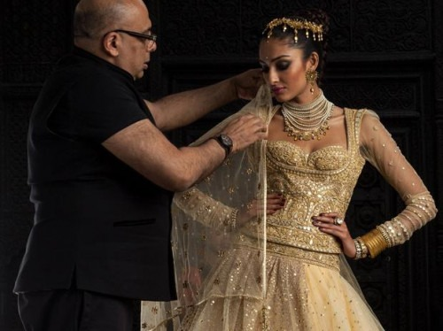 Indian Fashion Designer Tarun Tahiliani   Indian Bridal Clothes   I Don't Really Design for Celebrities