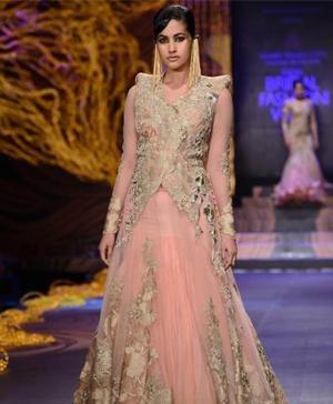 Gaurav Gupta Announced as The Grand Finale Designer for Lakmé Fashion Week Winter/Festive 2015 | Gaurav Gupta Indian Bridal Fashion Week 2013 Collection