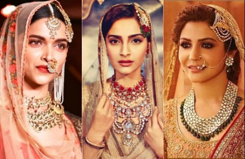 Potential Bolly Brides of 2017 & Predictions On Their Style Statements For The Big Day | Anushka Sharma Deepika Padukone Sonam Kapoor