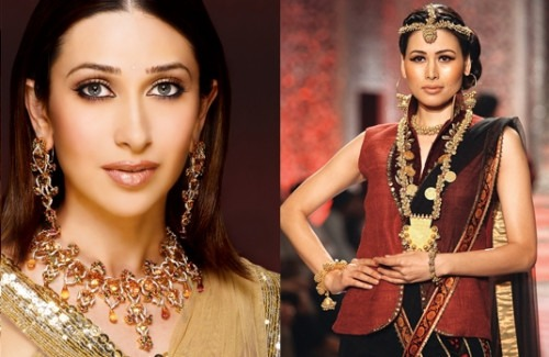 Gold Rush- The Gold Indian Jewellery Trend for the Festive Seasons