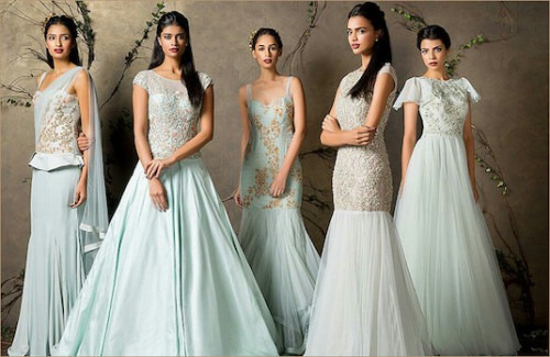 Gowns For Every Indian Wedding Function Indian Fashion Blog