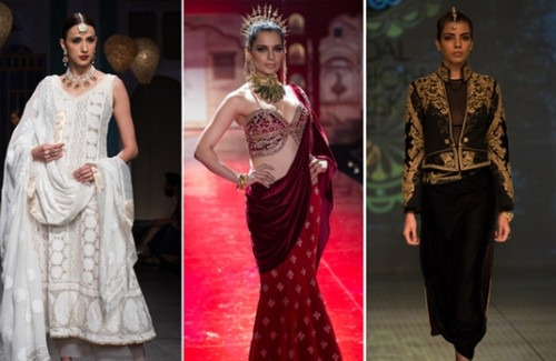 Highlights of the BMW India Bridal Fashion Week 2014 | Indian Bridal Clothes