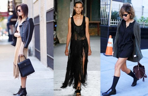 How to Wear Fringe Dresses this Summer 2015 | Top Pick Fringe Dresses for 2015