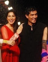 Manish Malhotra - Bollywood Celebrities walk for Manish Malhotra
