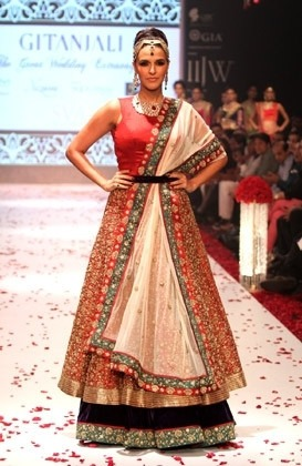 IIJW 2013 Highlights Day 2 Indian Designers Indian Fashion, Indian Jewellery
