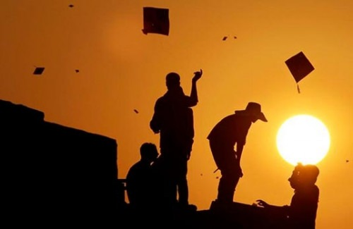 KITE FLYING IN MUMBAI - Driven By Curiosity