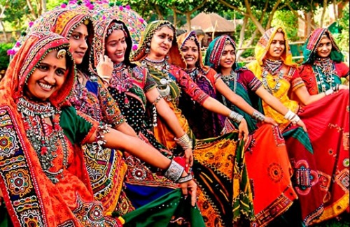 Fashion from the Indian state of Rajasthan