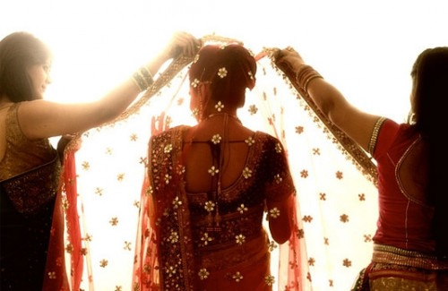 Indian Bridal Designers Spotlight   Indian Bride Getting Ready for Her Big Day