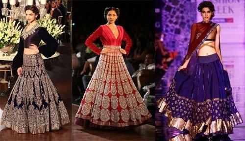 Indian Bridal Dresses- Signature Styles Featuring Sabyasachi, Anita Dongre and Manish Malhotra | Bridal Wear by Manish Malhotra