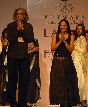 Indian Designers at Bangalore Fashion Week