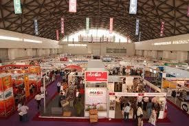 All-India Fashion Crafts and Handloom Fair 2014 of Indian clothes and accessories