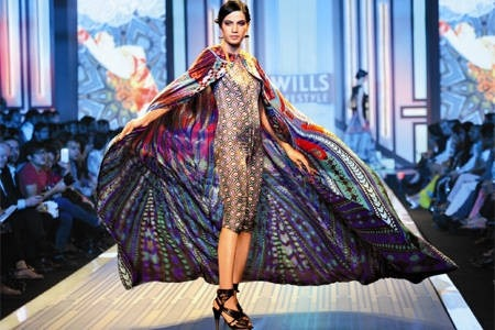 IBFW '13: A Melange of Cheerful Colours