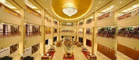 Indian Fashion - International Brands in India - DLF Emporio Mall Delhi