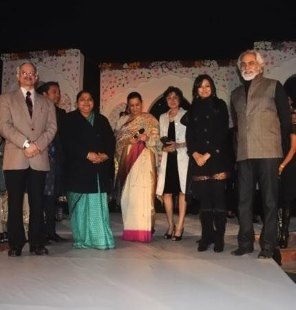 Indian Fashion - Vogue Award for Sneha Agrawal - Guwahati Student
