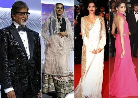 Bollywood Stars Shine at Cannes Festival