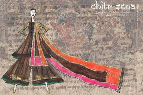 Indian Fashion Designer Gaurang Shah to present Chitr Sena at Lakme Fashion Week 2014