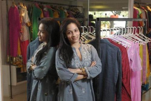 Indian Fashion Designer - Masaba Gupta - Appointed head designer for Satya Paul